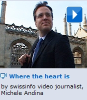"swissinfo.ch video ""where the heart is"""