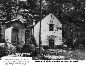 antico-grotto-postcard-avegno-switzerland-circa-1964